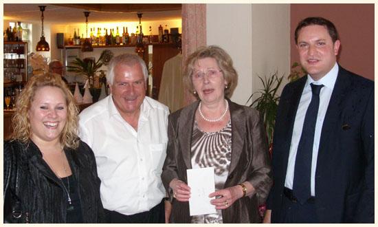 Jacqueline Reimann, Helmut Donnevert, Daniel Jung, CDU Stadtratsfraktion